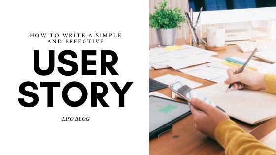 lisoblog user story
